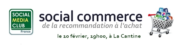 Social Commerce - Social Media Club France
